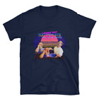 Tourettes Guy 'I Bought Your Toothpaste' Retrowave Unisex Gildan 64000 T-Shirt