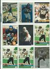 Junior Seau San Diego Chargers You Pick Your Cards from 17 Card Lot RCs Inserts $1.0 USD on eBay