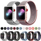 38/42mm Sport Bracelet Band Strap For Apple Watch iWatch Sports Series 1/2/3/4