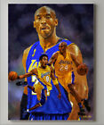 Kobe Bryant LA Lakers Los Angeles Art 3 NBA Basketball 8x10-48x36 CHOICES on eBay