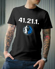 DIRK NOWITZKI Final Home Game Shirt - 41.21.1 Dallas Mavericks T-Shirt S-5XL