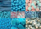 Blue themed sweets gummy fizzy boiled boy wedding cart baby shower party HALAL