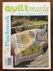 QuiltMania Magazines, Various Issues, Pre-owned, Good Condition