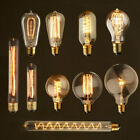 Vintage Industrial Retro Edison LED Bulb Light Lamp E27 220V home decor...