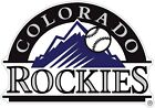 "Colorado Rockies MLB Vinyl Decal - You Choose Size 2""-38"" on Ebay"