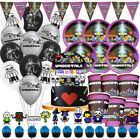 Undertale Undertales Party Balloon Supplies Decoration Cake Topper Cupcake Latex