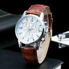Military Watch Relogio Masculino Men Casual Watch Luxury Top Brand Leather Mens image