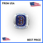 FROM USA Boston Red Sox World Series Championship 2018 Replica Ring S. PEARCE