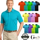 Men's Polo Shirt Dri-Fit Golf Sports Cotton T Shirt Jersey Casual Short Sleeve image