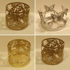AVON CANDLE SLEEVES - Butterfly, Fall Leaves, Festive Deer, Angel YOU CHOOSE