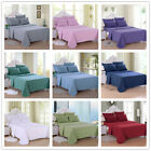 Egyptian Comfort 3000 Count 4/6 Piece Deep Pocket Bed Sheet Set King Size image