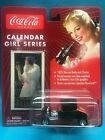 Johnny Lightning Coca Cola Calendar Girl Series Bel Air Jeep Ford Mercury Chevy