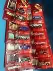 Johnny Lightning Coca Cola Calendar Girl Series Bel Air Jeep Ford Mercury Chevy $11.99  on eBay