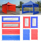 Outdoor Usage Canopy Side Wall Carport Garage Enclosure Shelter Tent Party Sun! for sale  Shipping to South Africa