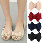 Ribbon Bow Shoe Clips Shoe Decorative Buckle Clip Shoe Charms High Heel Clip