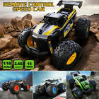 1:18 Kids RC Model Vehicles Off Road RC Car Monstertruck Big Wheel RTR Racer Toy