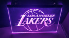Los Angeles Lakers Sign LED Tailgate NBA Basketball L.A. Gift Birthday Father on eBay