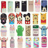 For iPhone 5 6 7 8Plus XS Max Touch 5 6 Cute 3D Cartoon Soft Silicone Case Cover