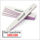 Beauty Tools Double Sided Pedicure Nail Care Manicure Nail Files Sanding Buffer