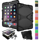 Screen Protective Shockproof Kids Stand Rugged Case For Apple iPad Mini Air Pro