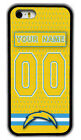 San Diego Chargers Custom Name Rubber Phone Case Cover For iPhone / Samsung / LG $10.48 USD on eBay