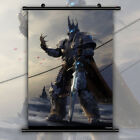 Lich King Anime HD Print Wall Poster Scroll Home Decor