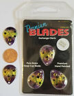 #3 Colorado Spinner Blade Deep Cut Premium Hand Paint Clevis Walleye Lure Tackle