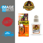Gorilla Glue Multi Purpose Gel Super Epoxy Wood Clear Strong Adhesive