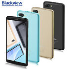 "5.5"" Blackview Android 8.1 Unlocked Smartphone 3g Big Screen 2 Sim Mobile Phone"