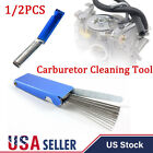 Welding Torch Tip cleaner, Carburetor Cleaning Tool, Stainless Steel, 80 mm OZ