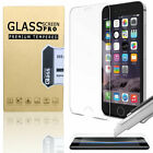 Tempered Glass Phone Screen Protector Full Cover For Apple iPhone...