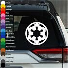 IMPERIAL INSIGNIA STAR WARS DECAL Vinyl Sticker Car Laptop Walls Windows Compute $3.99 USD on eBay