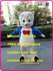 Pig Mascot Costume Cosplay Party Fancy Dress Outfit Advertising Adults Parade UK