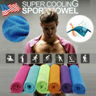 Внешний вид - Outdoor Instant Ice Cooling Towel for Sports Workout Fitness Gym Yoga Pilates