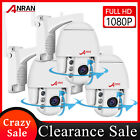 ANRAN 1080P HD Pan/Tilt IP Camera Outdoor Two-way Audio Wireless Security Camera