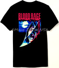 Blood Rage Horror Movie T Shirt - 80's Slasher Cult Classic - New image