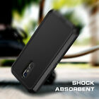 For LG Stylo 4 / 4 Plus Shockproof Rugged Hybrid Bumper Heavy Duty Case Cover