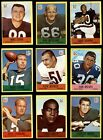 1967 Philadelphia Football Cards - Complete Your Set ** YOU PICK ** HOF GREAT on eBay