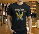 New Popular ANGEL American Glam and Hard Rock Band Men's Black T-Shirt S-3XL