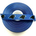"7/8"" Carolina Panthers Head Grosgrain Ribbon by the Yard (USA SELLER!) $6.49 USD on eBay"