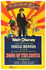 DISNEY'S SONG OF THE SOUTH - COLLECTOR POSTER 4 DIFFERENT SIZES (B2G1 FREE!!)