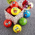 12PCS Facial Expression Stress Relief Sponge Foam Balls Hand Squeeze Toy LJ $10.17 USD on eBay