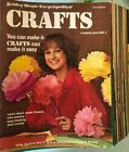 Golden Hands Encyclopedia of Crafts-Hobby-School-Furniture-Seasons-Toys-Vintage