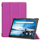 """For Lenovo Tab 4 Plus E10 P10 8"""" 10.1"""" Tablet Magnetic Case Leather Stand Cover"""