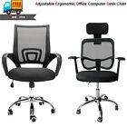 Внешний вид - Adjustable Ergonomic Office Computer Desk Chair Mesh Seat Swivel Executive Black
