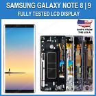 Kyпить Samsung Galaxy Note 8 | 9 LCD Replacement Display Screen Digitizer Frame OEM (A) на еВаy.соm