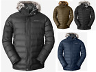NWT Eddie Bauer Mens Boundary Pass Down Parka Hooded