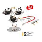 279816 3977767 3392519 3387134 Dryer Heater Thermostat Fuse Kit for Whirlpool