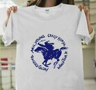 LIMITED EDITION!! Neil Young Crazy Horse Concert Tour 1991 T-Shirt USA Size image