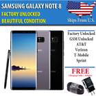 Samsung Galaxy Note 8 - 64gb - Unlocked Smartphone Verizon At&t T-mobile Sprint